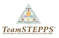TEAMStepps Logo: TEAMStepps: Team Strategies & Tools to Enhance Performance and Patient Safety