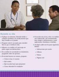 Participe más en su atención médica