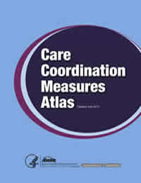 Cover of the Care Coordination Measures Atlas Update
