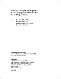 the falls management program a quality improvement initiative for