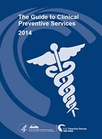 2014 Guide to Clinical Preventive Services cover image