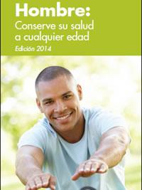 Cover of Hombre: Conserve su salud a cualquier edad brochure