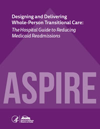 Cover of The Hospital Guide to Reducing Medicaid Readmissions
