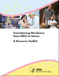 Cover of the NICU Toolkit