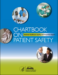 Cover of Chartbook on Patient Safety