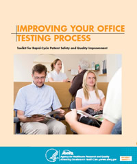 Cover of the Improving Your Office Testing Process Toolkit
