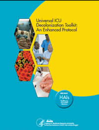 Cover of the Universal ICU Decolonization toolkit