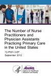 The Number of Nurse Practitioners and Physician Assistants Practicing Primary Care in the United States