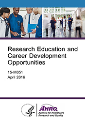 Research Education and Career Development Opportunities