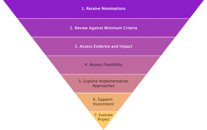 The Nomination Assessment Process