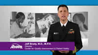 Dr.. Jeff Brady on making health care safer