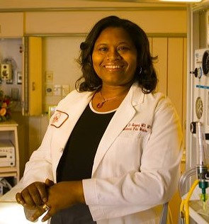 Kimberly Gregory, M.D., M.P.H.