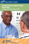 New materials available on the evaluation of treatment options for glaucoma.