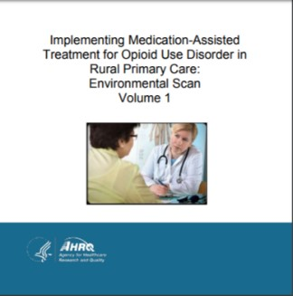 Implementing Medication-Assisted Treatment for Opioid Use Disorder in Rural Primary Care: Environmental Scan