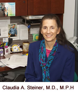 Photo of Dr. Claudia Steiner