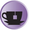 Image: Icon of a teacup.