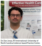 Image: Photograph of Dr. Dan Jones, RTI International-University of North Carolina Evidence-based Practice Center