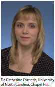 Image: Photograph of Dr. Catherine Forneris, University of North Carolina, Chapel Hill,