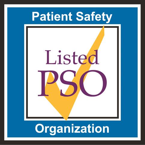 Patient Safety Organization (PSO) Listed Logo