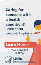 Caring for someone with a health condition? Learn about treatment options.
