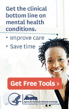 Get the clinical bottom line on mental health conditions.