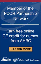 Free CE for nurses from AHRQ