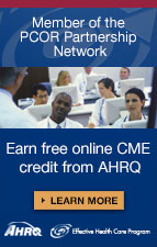 Free CME for physicians from AHRQ