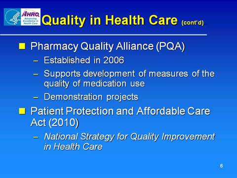 an overview of the education quality improvement act in the united states The 'affordable care act' summary will give the most factual representation of the law  illness and disability in the united states the act relies on the.
