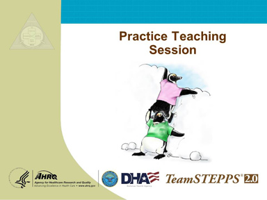 Practice Teaching Exercise