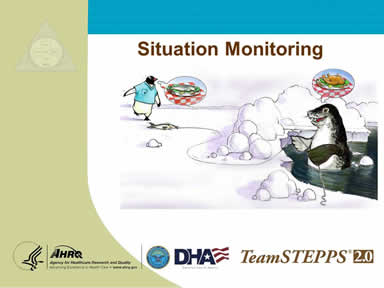 Situation Monitoring