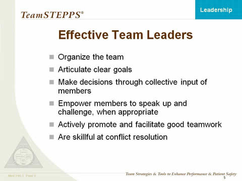 effective group leadership skills Personal leadership effectiveness: a guide to help you review your interpersonal skills and leadership style  a more effective leader this is.