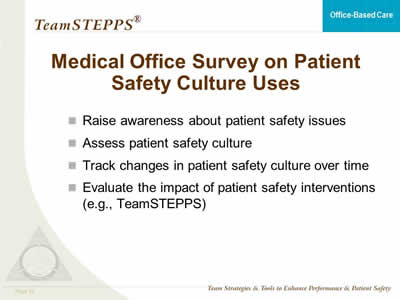 patient survey for medical office