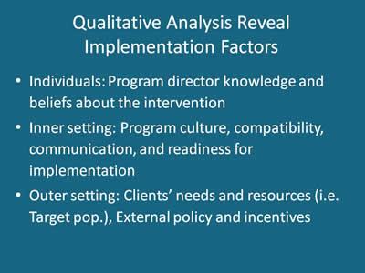 qualitative analysis resource