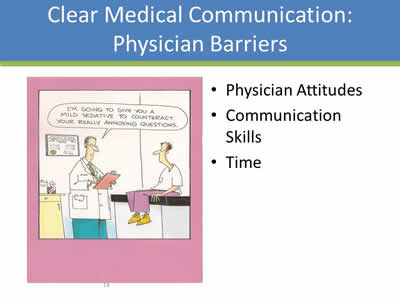 attitude barriers to communication