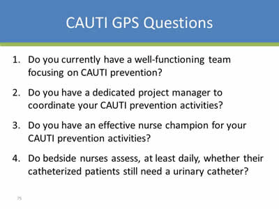 preventing cautis The number of cautis reported was 12 percent higher than predicted based on national data the isdh says it is committed to preventing infections and will continue.