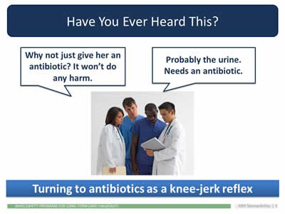 How To Avoid the Harms of Antibiotic Overuse | Agency for
