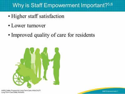 Why is Staff Empowerment Important?