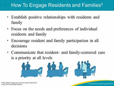 How To Engage Residents and Families