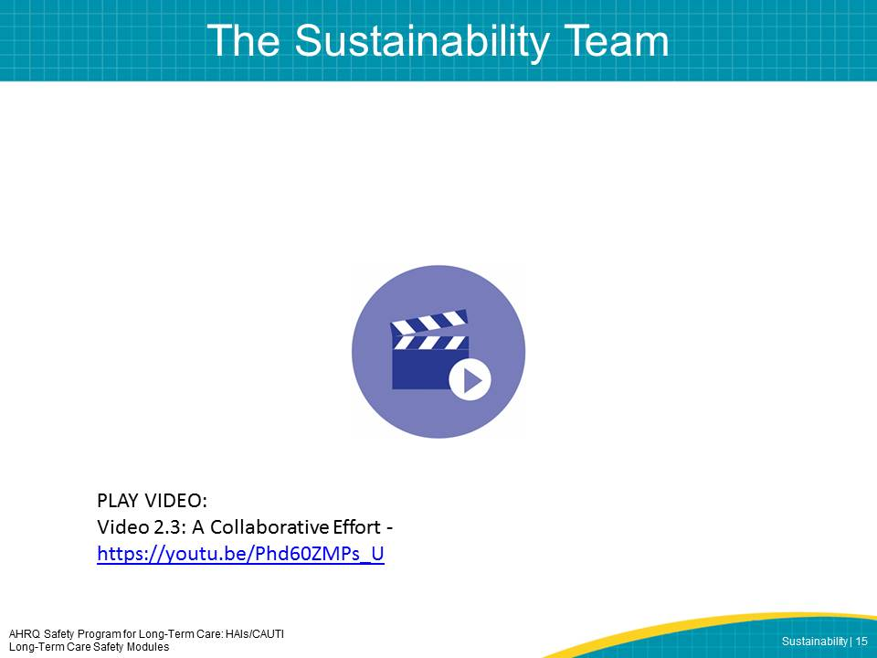 The Sustainability Team