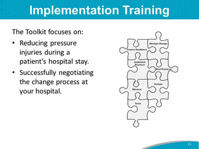 Implementation Training