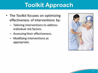 Toolkit Approach