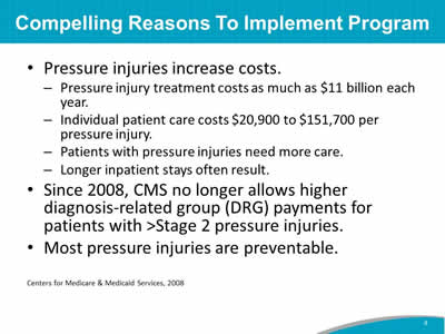 Compelling Reasons To Implement Program
