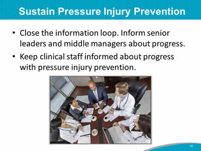 Sustain Pressure Injury Prevention