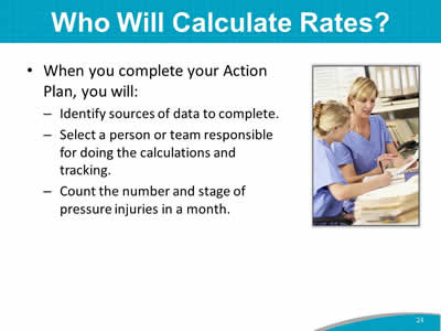 Who Will Calculate Rates?
