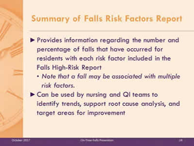 nursing theory and fall prevention Advanced practice nurses knowledge and use of fall prevention guidelines part of thecommunity health and preventive medicine commons,geriatric nursing.