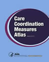 Care Coordination Measures Atlas