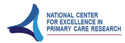 Logo for the National Center for Excellence in Primary Care Research