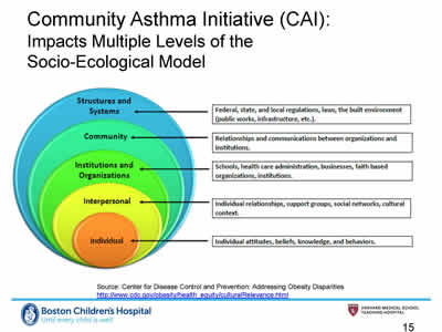 an analysis of the healthcare policy based on the socio ecological model